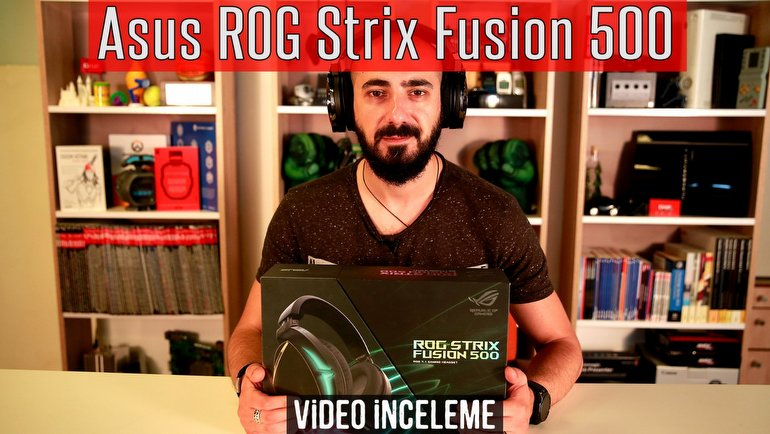 Asus ROG Strix Fusion 500 İnceleme