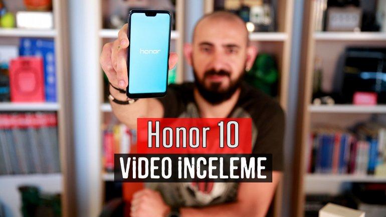 Honor 10 İnceleme