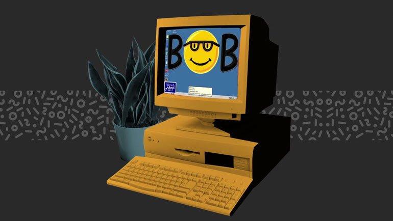 Microsoft'un en başarısız projesi: Bob