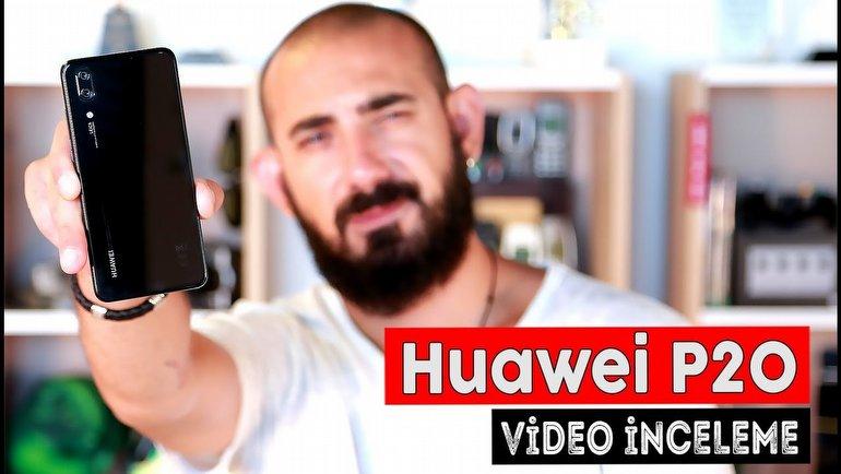 Huawei P20 İnceleme
