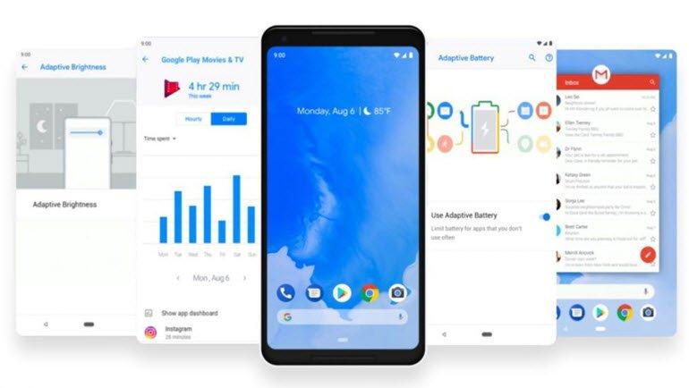 Android 9 Pie'ın Oreo'ya Getirdiği Yenilikler