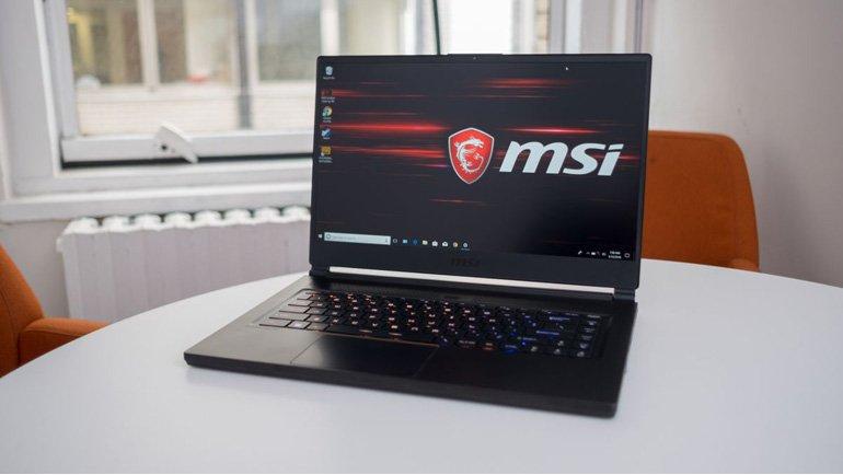 MSI GS65 Stealth Thin 8RF İnceleme