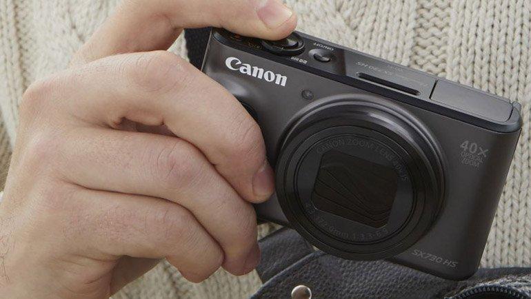 Canon PowerShot SX740 HS İnceleme
