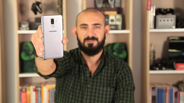 Samsung Galaxy J8 İnceleme