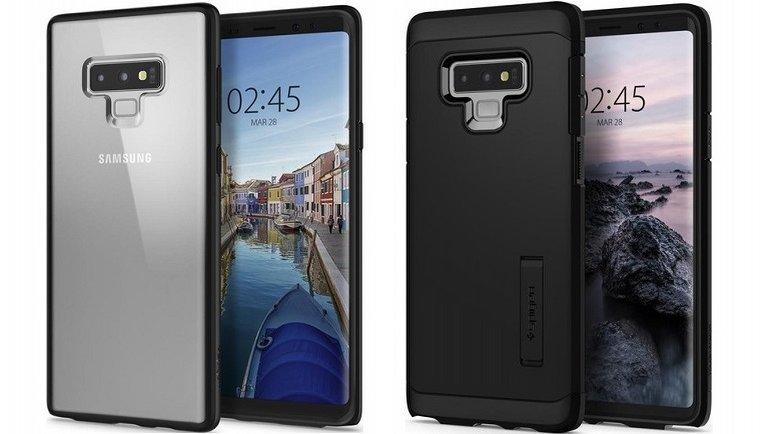 Spigen Samsung Galaxy Note 9 Kılıf İnceleme