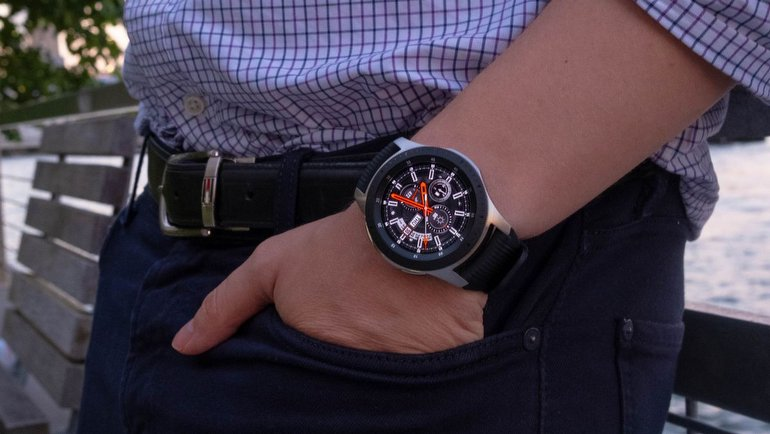 Samsung Galaxy Watch İnceleme