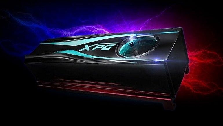 ADATA XPG Storm RGB SSD Heatsink İnceleme