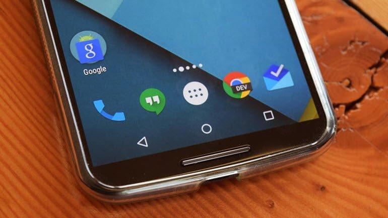 Android'in Şimdi Doldurabileceğiniz 5 Eksiği