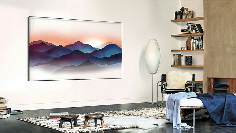 Samsung Q7FN QLED TV İnceleme