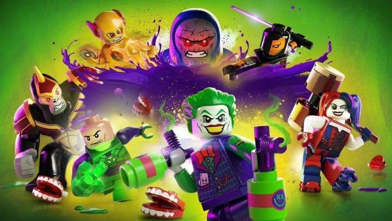 Lego DC Super Villains İnceleme