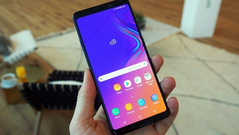Samsung Galaxy A9 (2018) İnceleme