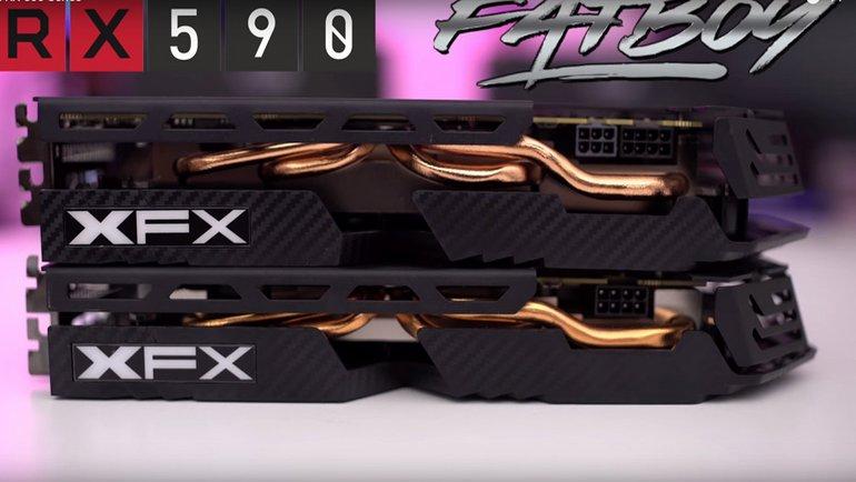 AMD Radeon RX 590 İnceleme