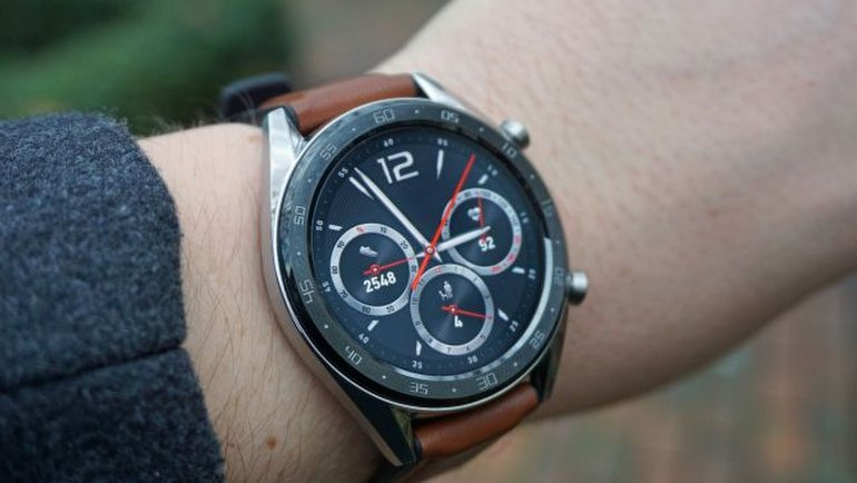 Huawei Watch GT İnceleme
