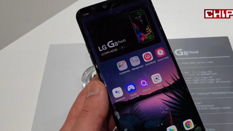 LG G8 ThinQ Ön İnceleme