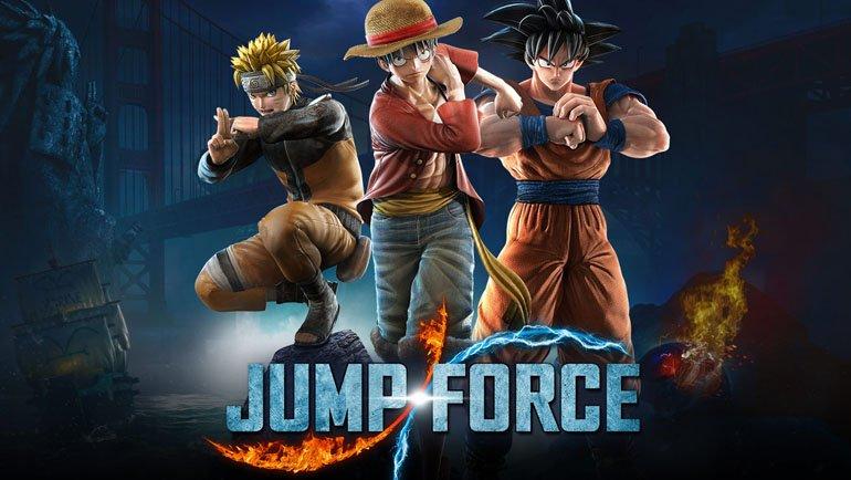 Jump Force İnceleme