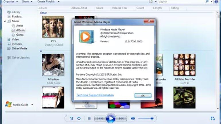 Windows 10'da Media Player Nasıl İndirilir?
