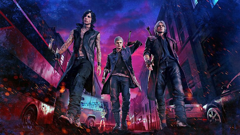 Devil May Cry 5 İnceleme