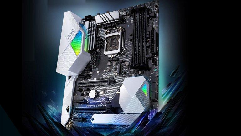 Asus Prime Z390-A İnceleme