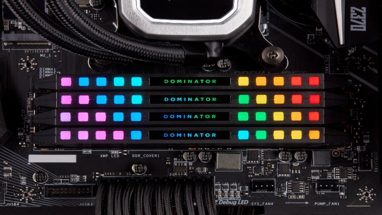 Corsair Dominator Platinum RGB İnceleme