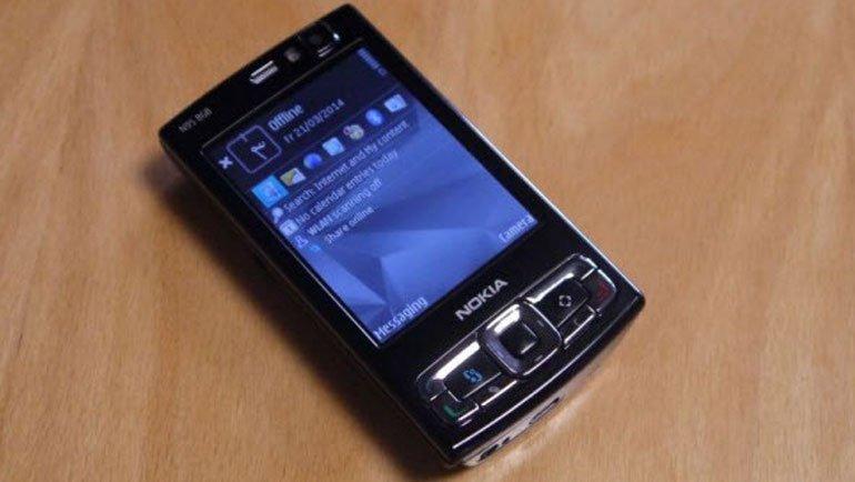 Zamanının Unutulmaz Efsanesi: Nokia N95