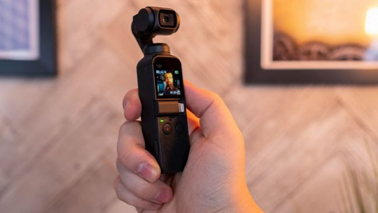 DJI Osmo Pocket İnceleme