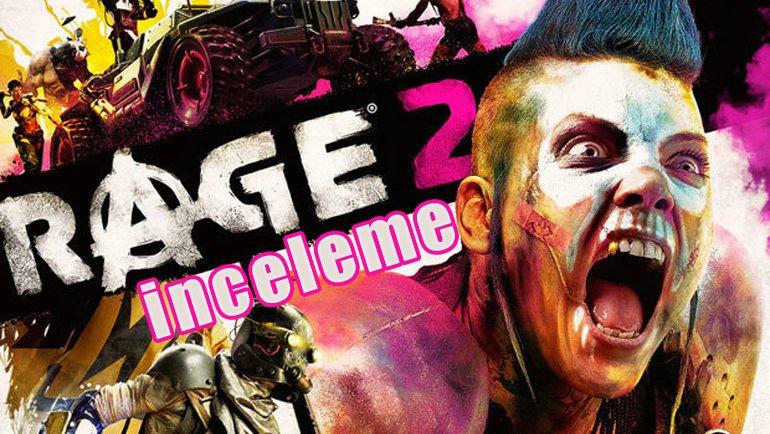 Rage 2 İnceleme