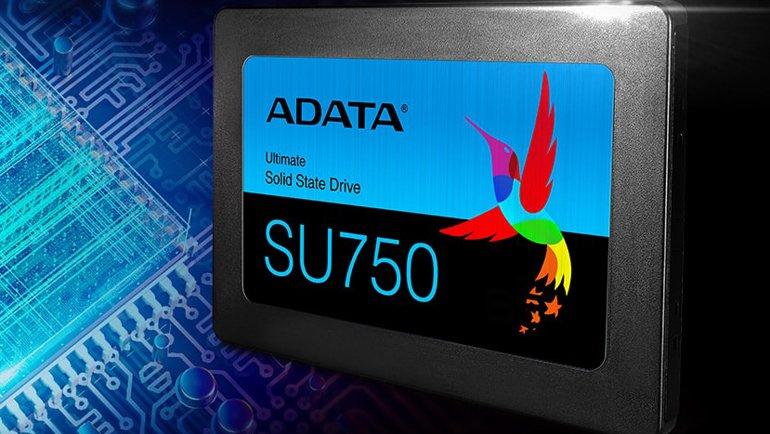 ADATA SU750 256 GB SSD İnceleme
