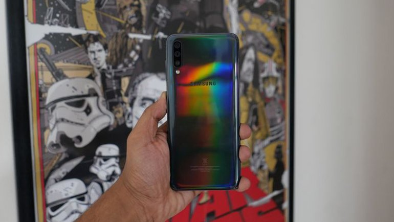 Samsung Galaxy A70 İnceleme