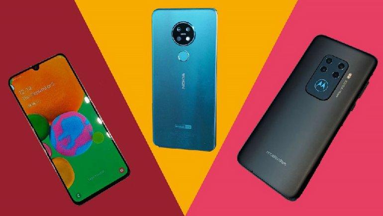 IFA 2019'daki En İyi 5 Telefon