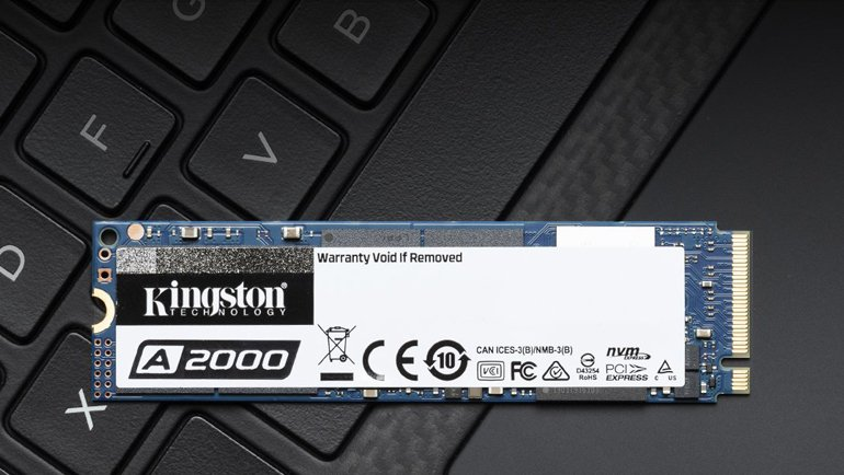 Kingston A2000 İnceleme