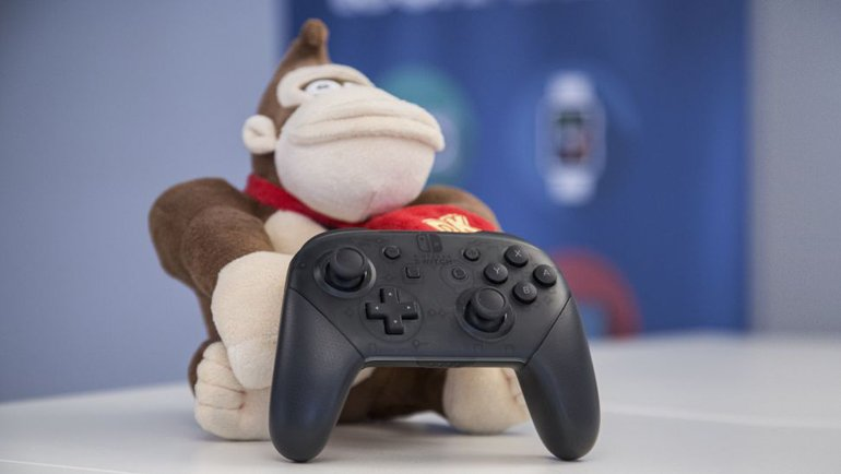 Nintendo Switch Pro Controller İnceleme