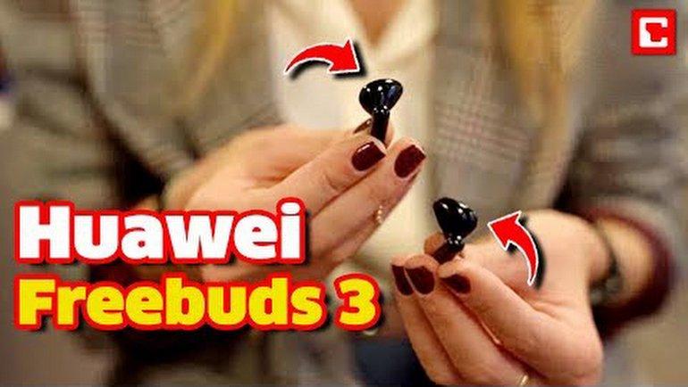 Huawei Free Buds 3 İnceleme