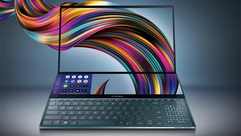 Asus ZenBook Pro Duo İnceleme