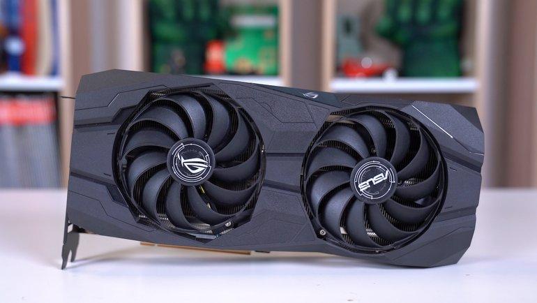 Asus ROG Strix Radeon RX 5500XT İnceleme