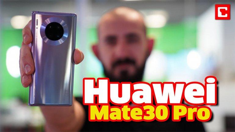 Huawei Mate 30 Pro İnceleme