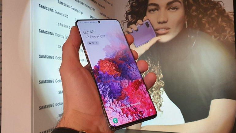 İşte Galaxy S20 Plus Fiyatı ve Özellikleri! Samsung Galaxy S20+ İnceleme!