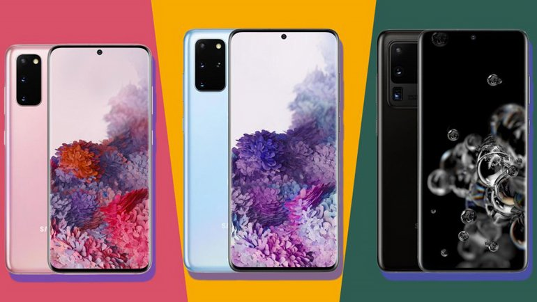 Samsung Galaxy S20... Peki Ama Hangisi?