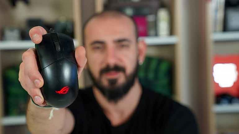 Asus ROG Pugio II Wireless İnceleme
