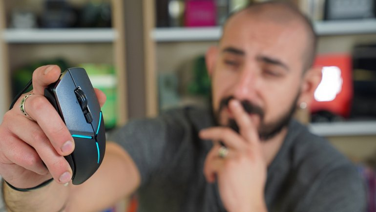 Alienware Elite Gaming Mouse AW959 İnceleme