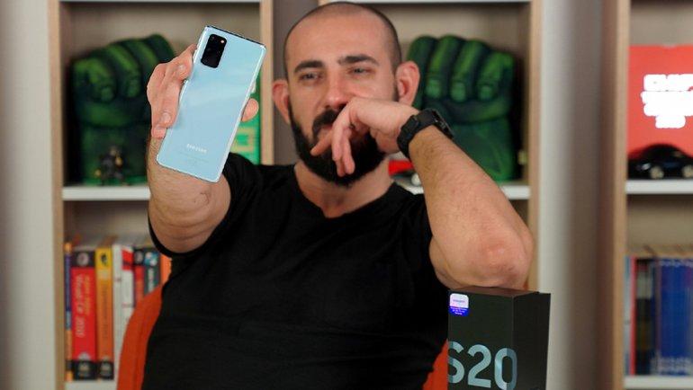 Samsung Galaxy S20 Plus İnceleme