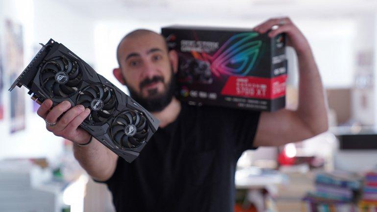 Asus ROG Strix Radeon RX 5700XT İnceleme