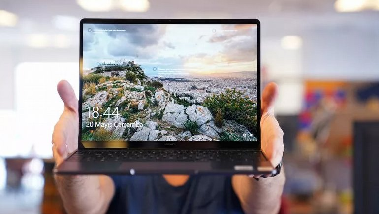 Huawei MateBook 13 2020 İnceleme