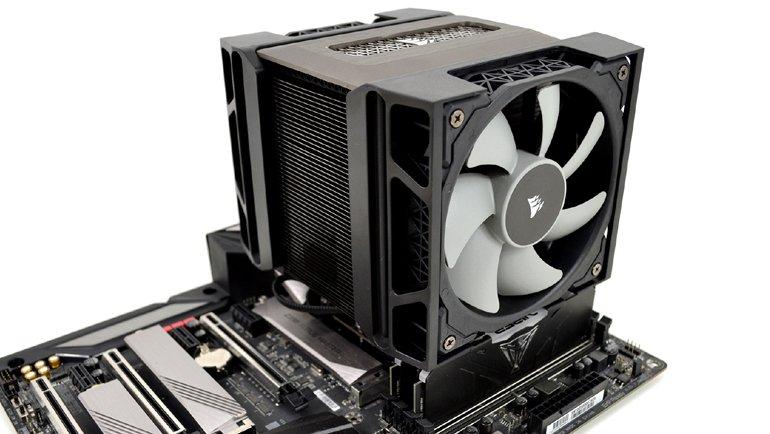 Corsair A500 Dual Fan CPU Cooler İncelemesi! Özellikleri ve Fiyatı!