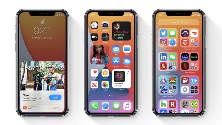 iOS 14'ün Yeniliklerinde Saklanan iPhone 12 İpuçları