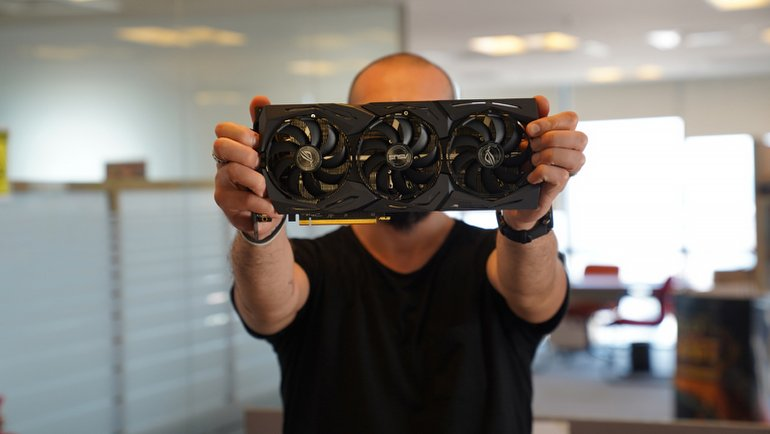 Asus ROG Strix Radeon RX 5600XT İnceleme
