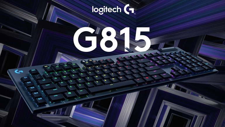 Logitech G815 LIGHTSYNC İnceleme