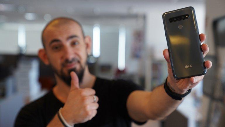 3.499 TL Fiyatlı Dayanıklılığın Yeni Tanımı: İşte Detaylı LG K61 İncelemesi