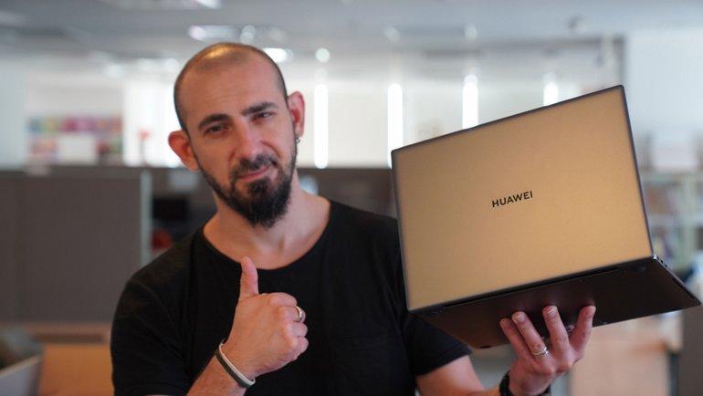 Bu Laptop'ta Yok Yok! Huawei MateBook X Pro'yu İnceledik