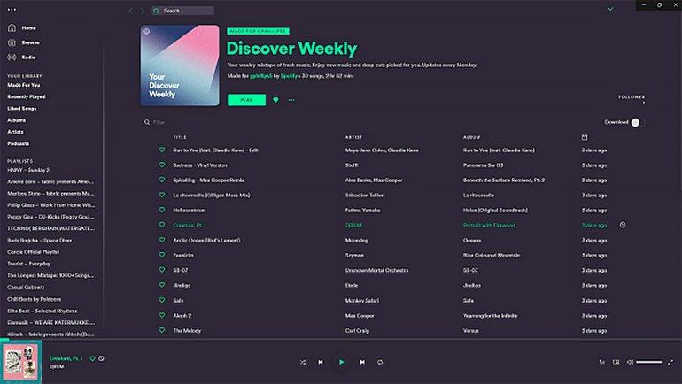 Spotify'ın Görünümünü Kişiselleştirmenin En Kolay Yolu