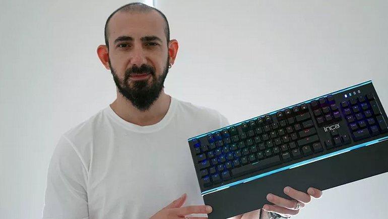 Inca Empousa II IKG-451 Mekanik Gaming Klavye